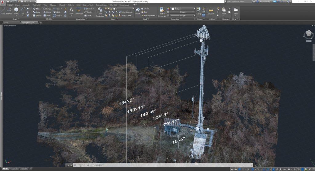 Eye-bot Telecom 3D Model